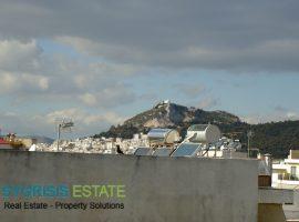 Penthouse Floor-Through Apartment - Athens, Kaisariani • Όροφοδιαμέρισμα Ρετιρέ - Αθήνα, Καισαριανή
