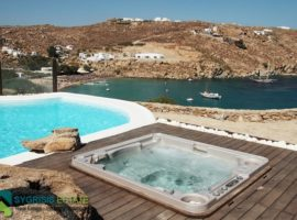 Luxurious Villa - Cyclades Islands, Mykonos, Super Paradise