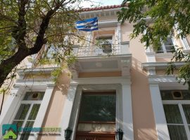 Listed Neoclassical Building - Athens, Victoria Square • Νεοκλασικό Διατηρητέο Κτίριο - Αθήνα, Πλατεία Βικτωρίας