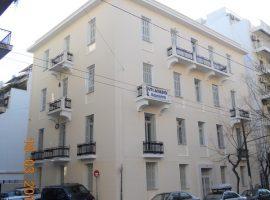 Neoclassical Listed Building - Athens, Amerikis Square • Διατηρητέο Νεοκλασσικό Κτίριο - Αθήνα, Πλατεία Αμερικής